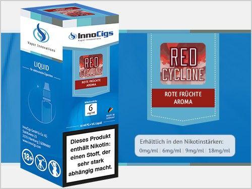 InnoCigs Red Cyclone Rote Früchte eLiquid