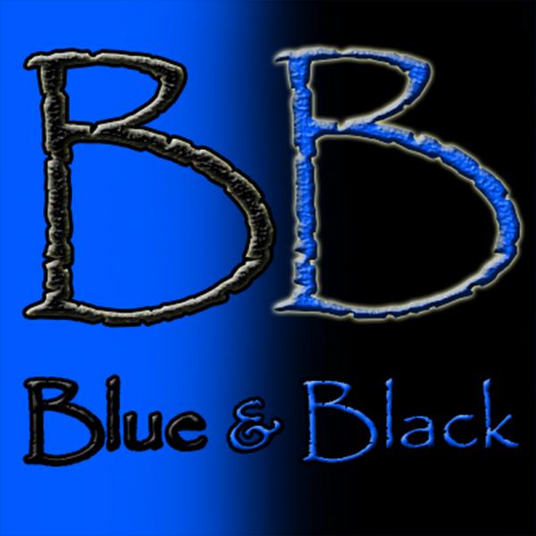 Dark Burner Blue & Black Aroma