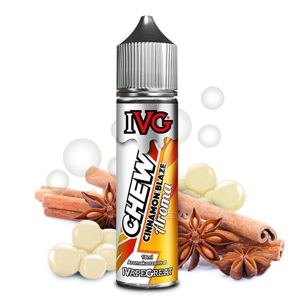 IVG Chew Cinnamon Blaze Aroma
