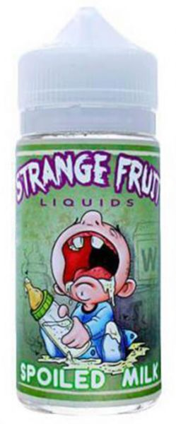 Strange Fruit Spoiled Milk Liquid