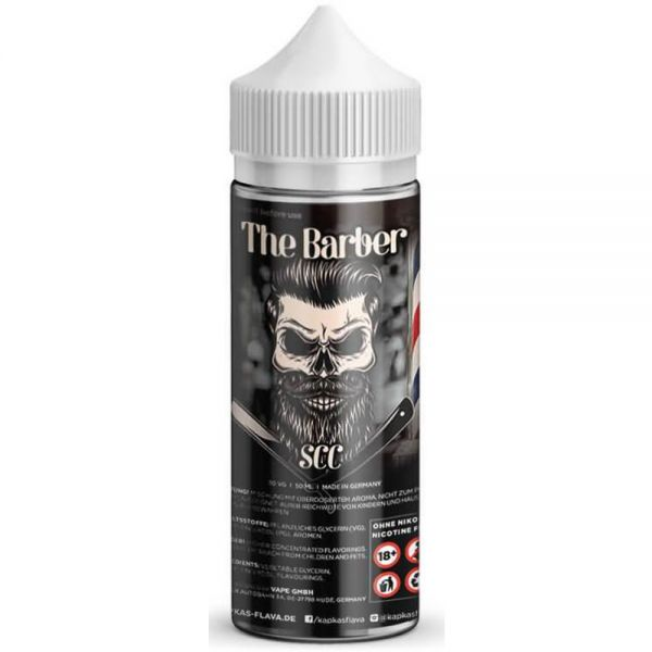 Kapkas The Barber SCC (Strawberry Coconut Cream) Liquid