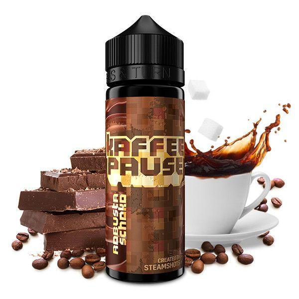 Steamshots Kaffeepause Rbusta Schoko Aroma