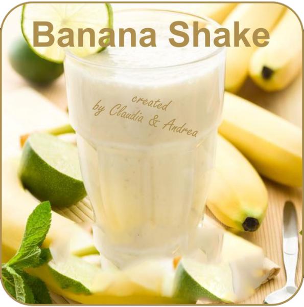 Dark Burner Banana Shake Aroma