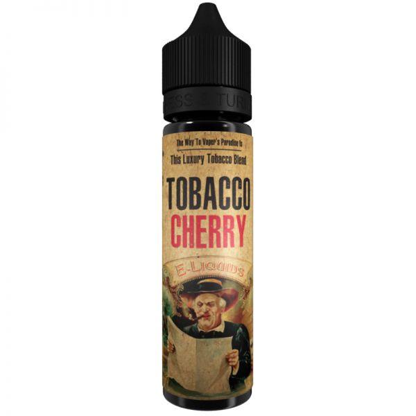 VoVan Tobacco Cherry Liquid