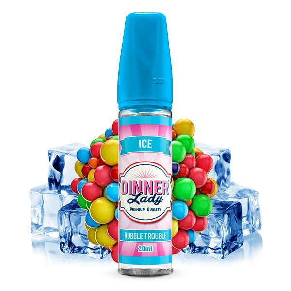 Dinner Lady Sweets ICE Bubble Trouble Aroma