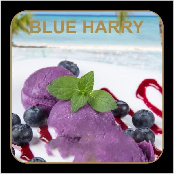 Dark Burner Blue Harry Aroma