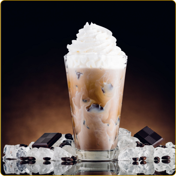 Dark Burner Ice Latte Macchiato Aroma