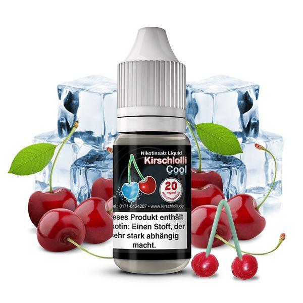 Kirschlolli   Kirschlolli Cool 20mg Nikotinsalz Liquid