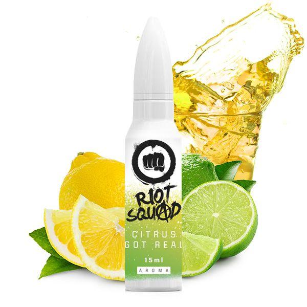 Riot Squad Citrus Got Real Aroma