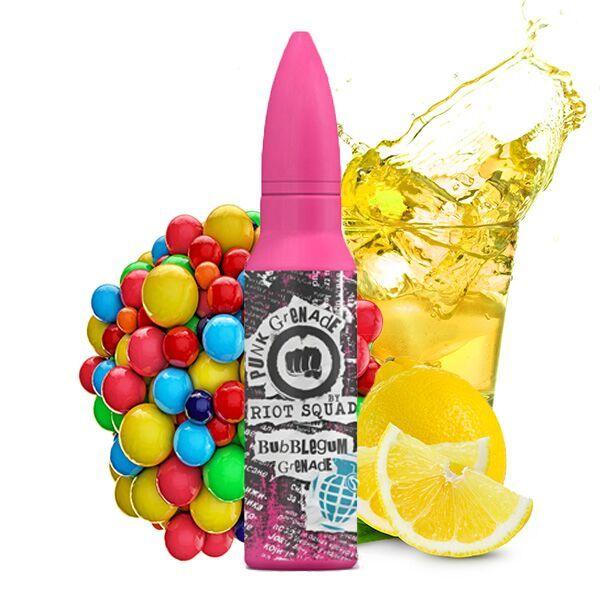 Riot Squad Punk Grenade Bubblegum Grenade Aroma