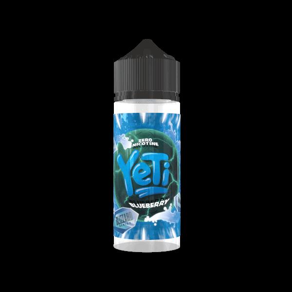 YeTi Blizzard Blueberry Liquid