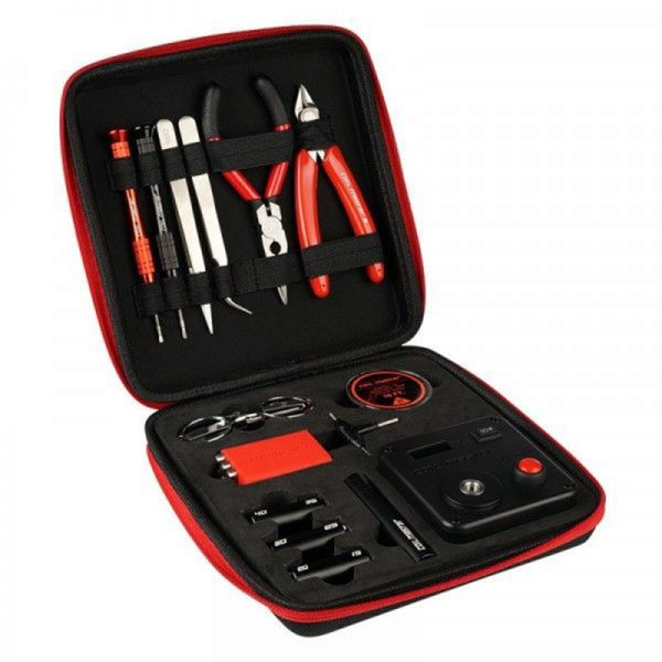Coil Master E-cig DIY Tool Accessories Kit V3 Wickelset