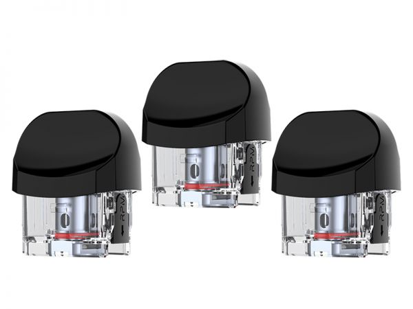 3x SMOK Nord 2 RPM Pod 4,5ml