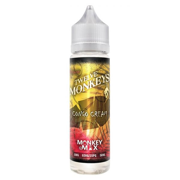 Twelve Monkeys Congo Cream Liquid