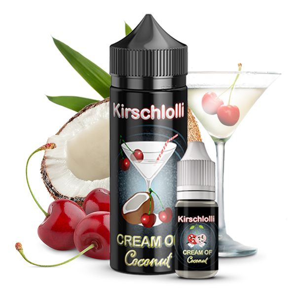 Kirschlolli Cream of Coconut Aroma
