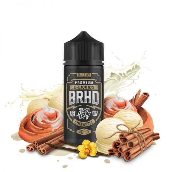 Barehead BRHD Cinnaroll Aroma