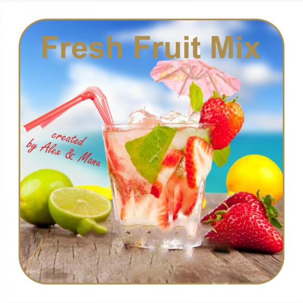 Dark Burner Fresh Fruit Mix Aroma
