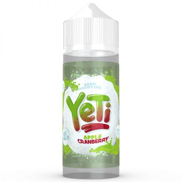 YeTi Apple Cranberry Liquid