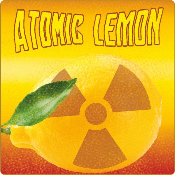 Dark Burner Atomic Lemon Aroma