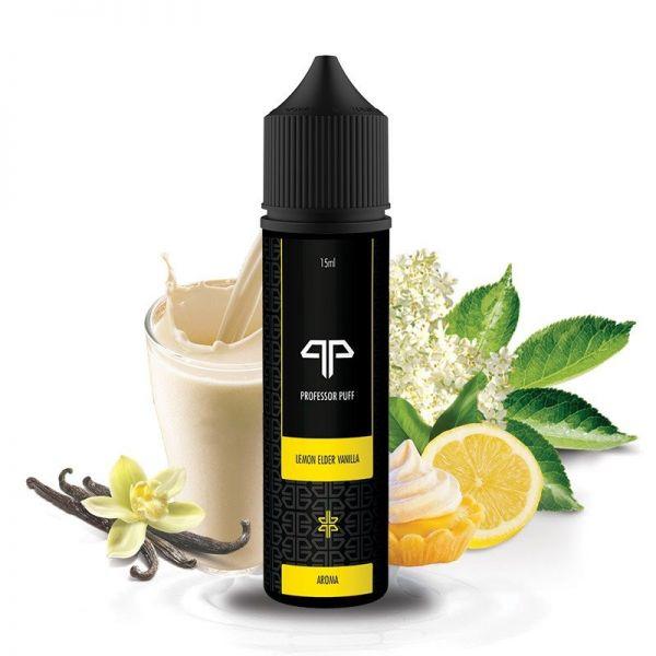 Professor Puff Lemon Elder Vanilla Aroma2