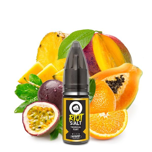 Riot Squad Tropical Fury 20mg Nikotinsalz Liquid