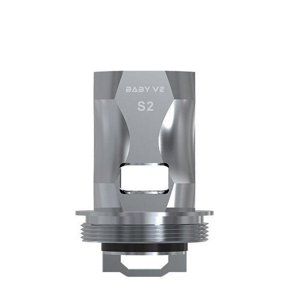 3x Smok TFV Mini V2   TFV 8 Baby V2S2 Verdampferkopf 0.15 Ohm