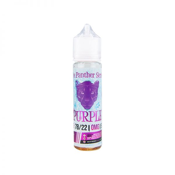 Dr. Vapes Panther Series Purple Ice Liquid