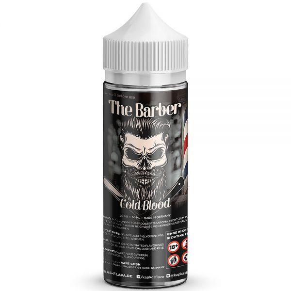 Kapkas The Barber Cold Blood Liquid
