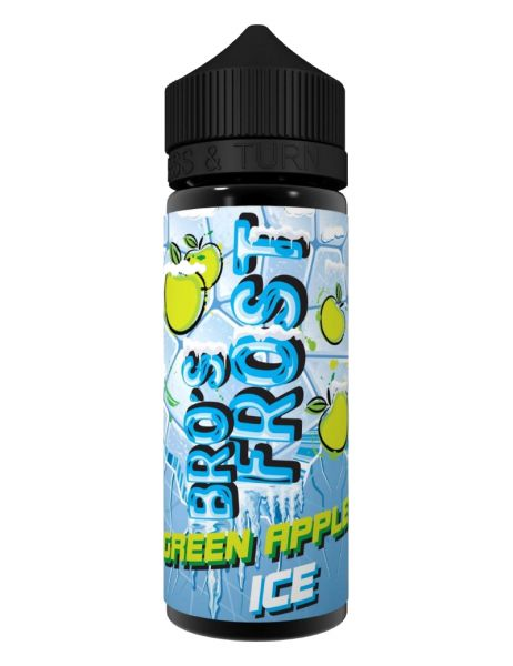 Bro´s Frost Green Apple Ice Aroma