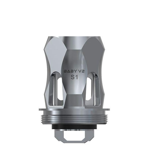 3x Smok TFV Mini V2 | TFV 8 Baby V2S1 Verdampferkopf 0.15 Ohm