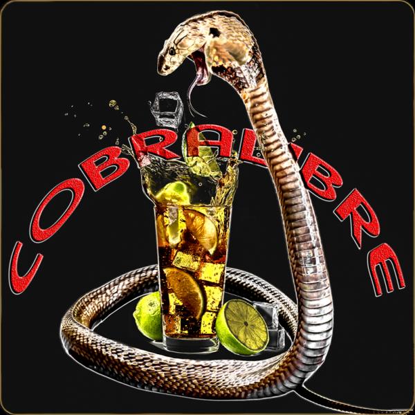 Dark Burner CobraLibre Aroma