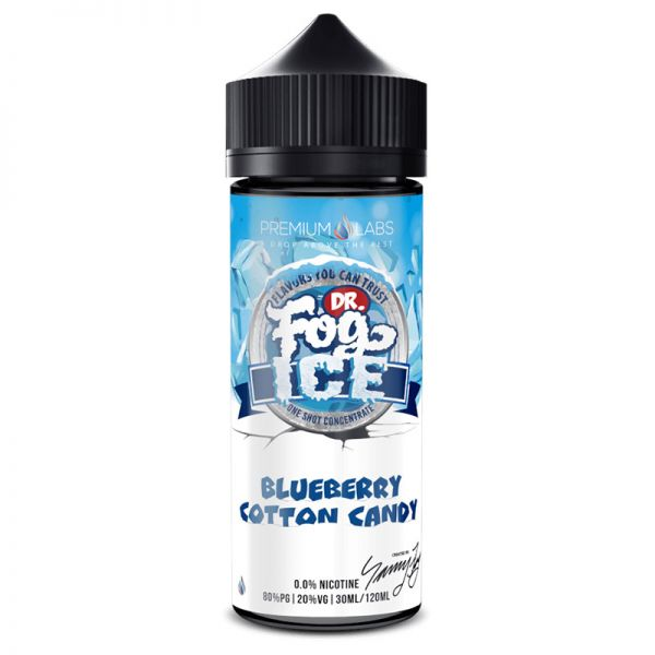 Dr. Fog Ice Blueberry Cotton Candy Aroma