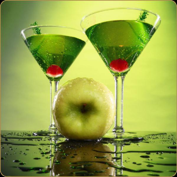 Dark Burner Green Apple Star Aroma