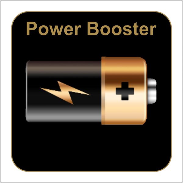 Dark Burner Power Booster 8% Aroma