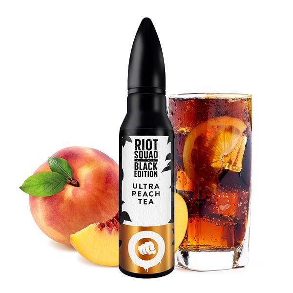 Riot Squad Black Edition Ultra Peach Tea Aroma