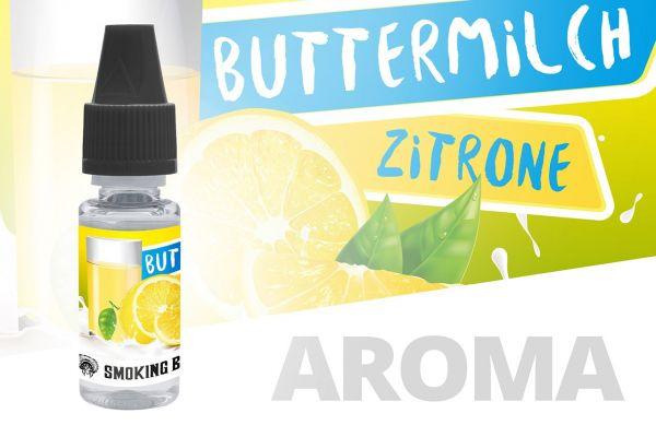 Smoking Bull Buttermilch Zitrone Aroma