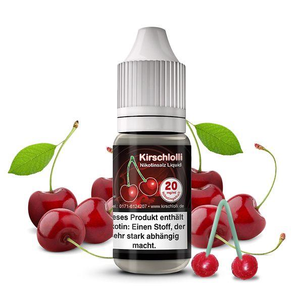 Kirschlolli | Kirschlolli 20mg Nikotinsalz Liquid