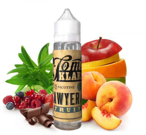Tom Klark´s Tom Saywer FRUIT Liquid