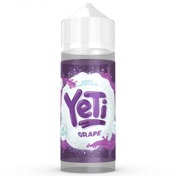 YeTi Grape Liquid