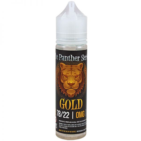 Dr. Vapes Panther Series Gold Liquid