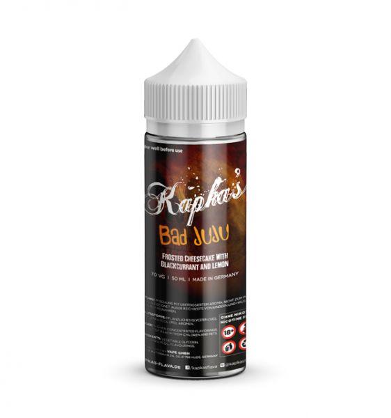 Kapkas Flava Bad Juju Shortfill