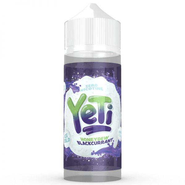 YeTi Honeydew Blackcurrant Liquid